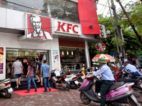 KFC ice cubes in Beijing 12 times dirtier than toilet water, says China's state media