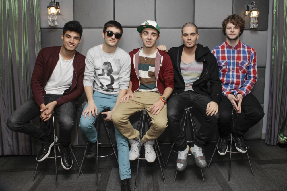 The Wanted reveal band member Jay McGuiness's feet smell so bad they 'made us sick'