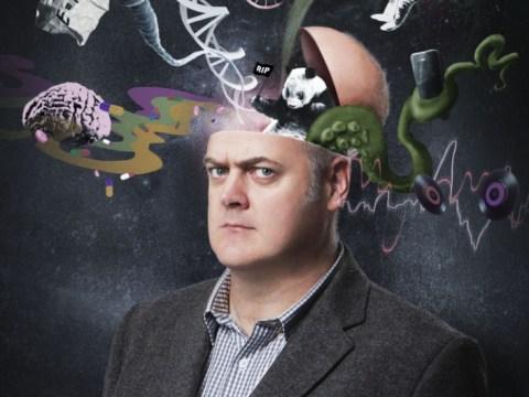 Dara O Briain's Science Club: Matey but baffling all-the-same