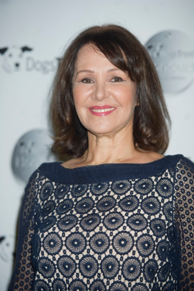 Arlene Phillips remembered the time she rejected Ed Sheeran for Britannia High (Picture: Lucy Ray)