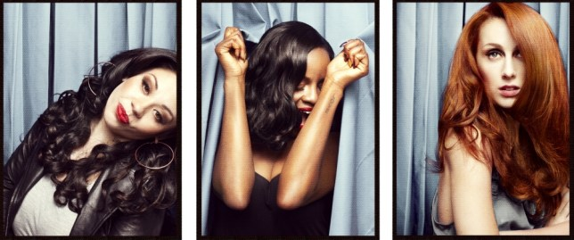 Mutya, Keisha and Siobhan are back with a blast of pop (Picture: supplied)