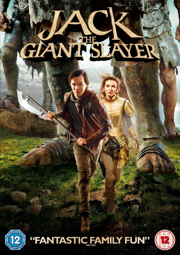 Home cinema: Jack The Giant Slayer, GI Joe: Retaliation, Beware Of Mr Baker