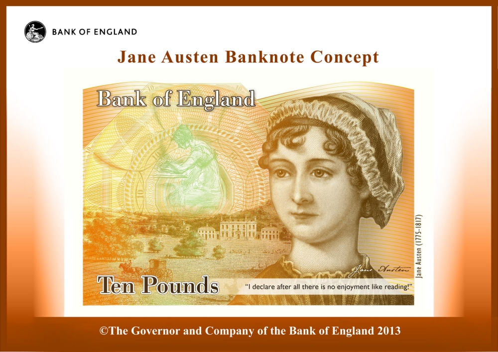Jane Austen's face on a £10 note: Five other women who should be on a banknote