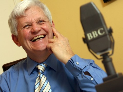 James Alexander Gordon retires from reading football results on radio