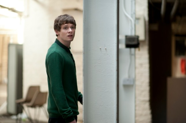 Jack O'Connell turns in a fine performance in Skins (Picture: Garry Maclennan)