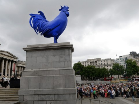 The Fourth Plinth: Where public art rules the roost