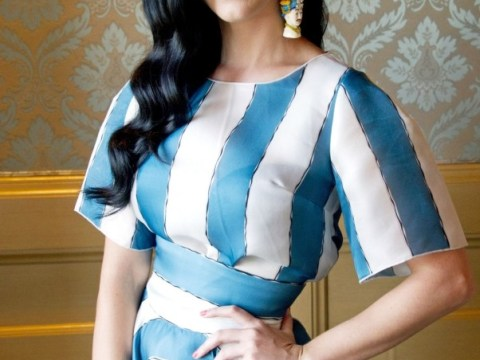 Katy Perry: Madonna and The Smurfs were always taboo while I was growing up