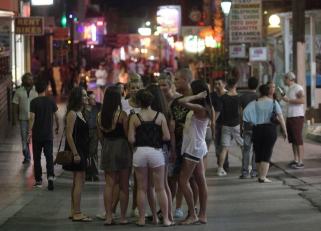 Three British women 'raped in Malia in last week'