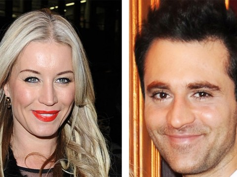 Denise van Outen and Darius Danesh: Hitch or Ditch? She may be divorcing Lee Mead and he has already split from wife Natasha Henstridge