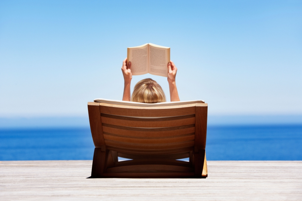 The best books to pack in your case for the summer holidays