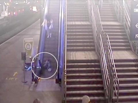 Drunken passengers warned of train dangers in video campaign