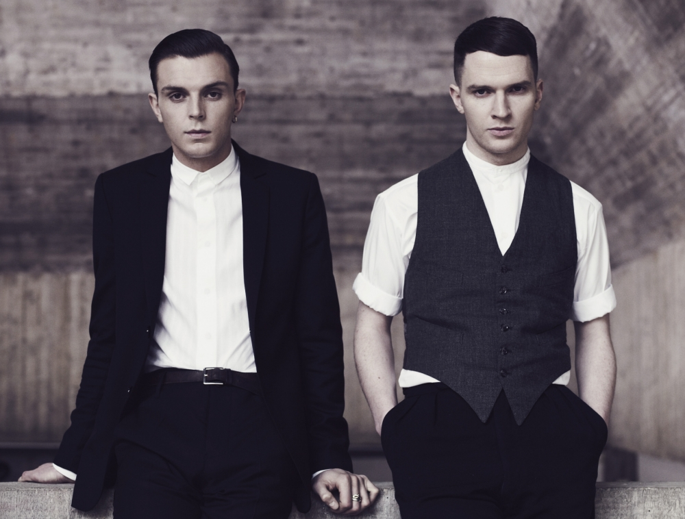 Hurts reveal Eurovision bid was turned down in favour of Engelbert