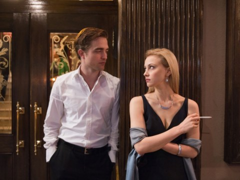 Watch this space: Robert Pattinson and Sarah Gadon have 'obvious chemistry'