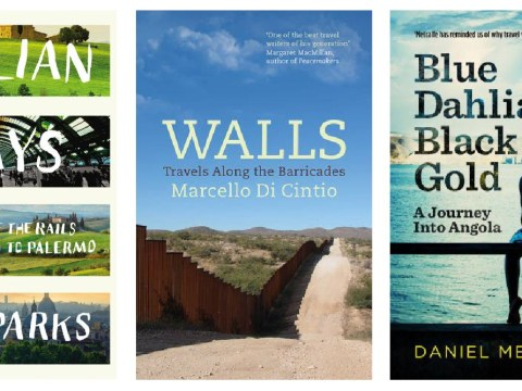 Tim Parks's exploration of the Italian railway and Marcello Di Cintio's Walls: travel books