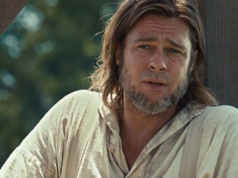Brad Pitt, Benedict Cumberbatch and Michael Fassbender star in 12 Years A Slave trailer