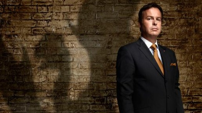 Peter Jones currently stars on Dragon's Den (Picture: BBC)