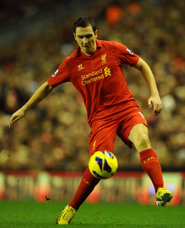 Down to Upton: Stewart Downing is being lined up by West Ham United. (Picture: Getty)
