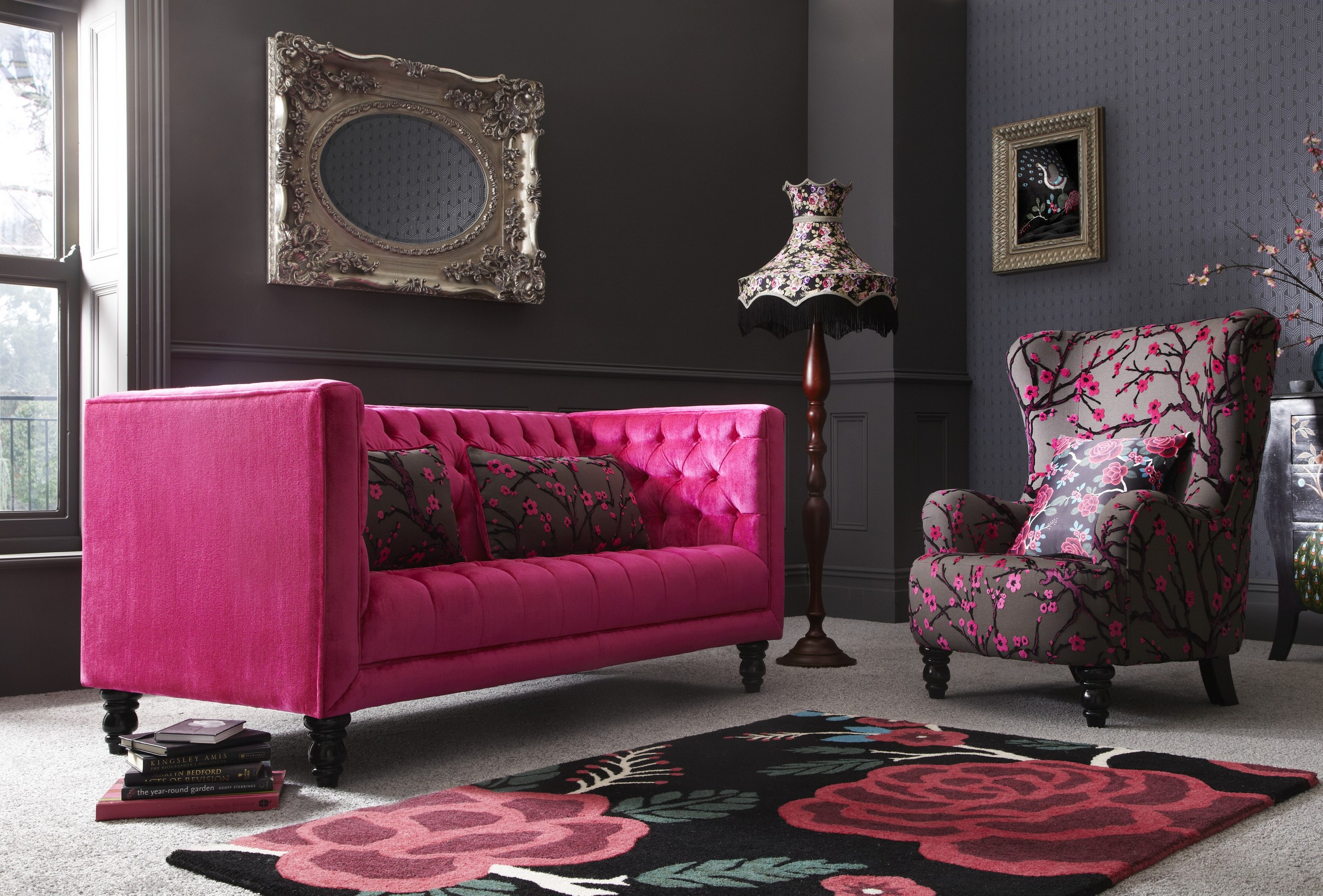 A Very eclectic furniture collection by Fearne Cotton