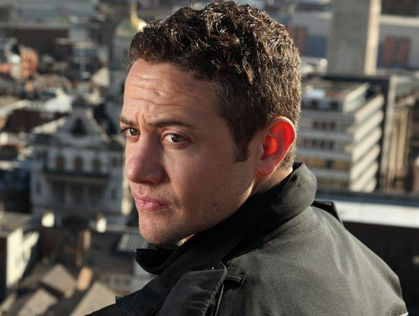 Warren Brown stars in the more hard-hitting Luther (Picture: BBC)