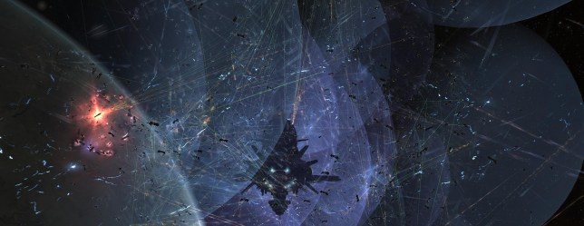 EVE Online – a bloodless battle, but not a victimless one