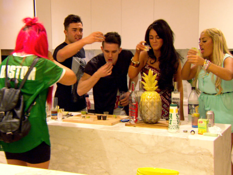 Geordie Shore catch up – series 6, episode 2: It's all about sex