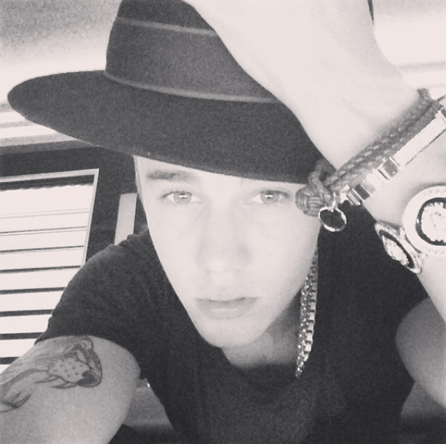 Justin Bieber (Picture: Instagram/Justin Bieber)