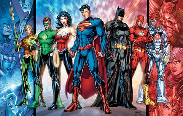 DC Justice League of America