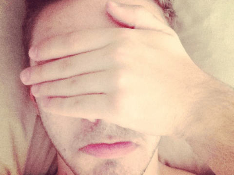 The Wanted's Nathan Sykes pleads for more sleep after being woken up by builders