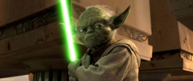 Yoda Star Wars Episode III