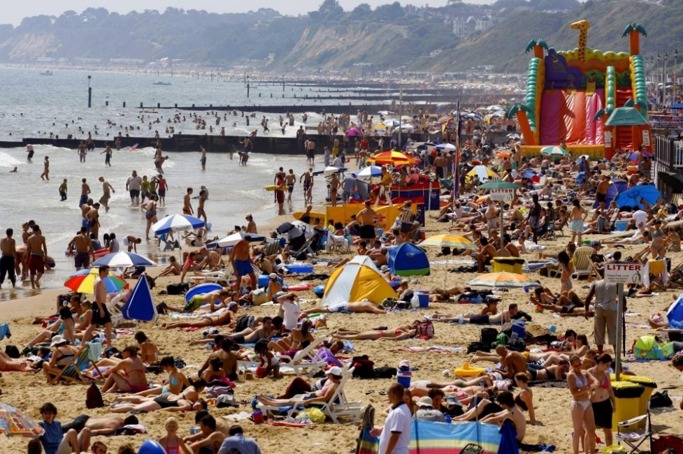 Top sandy beaches for a day trip from London
