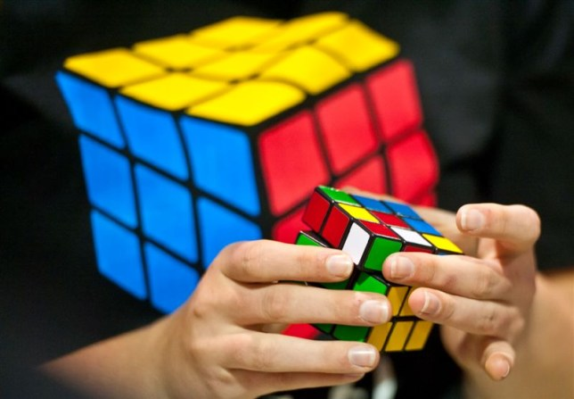 The Rubik's Cube: Ace (Picture: Rubik's Cube)