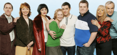 Larry Lamb on more Gavin & Stacey: Not a chance in hell