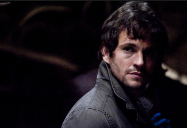Hugh Dancyhas defended the violence in Hannibal (Picture: NBC)