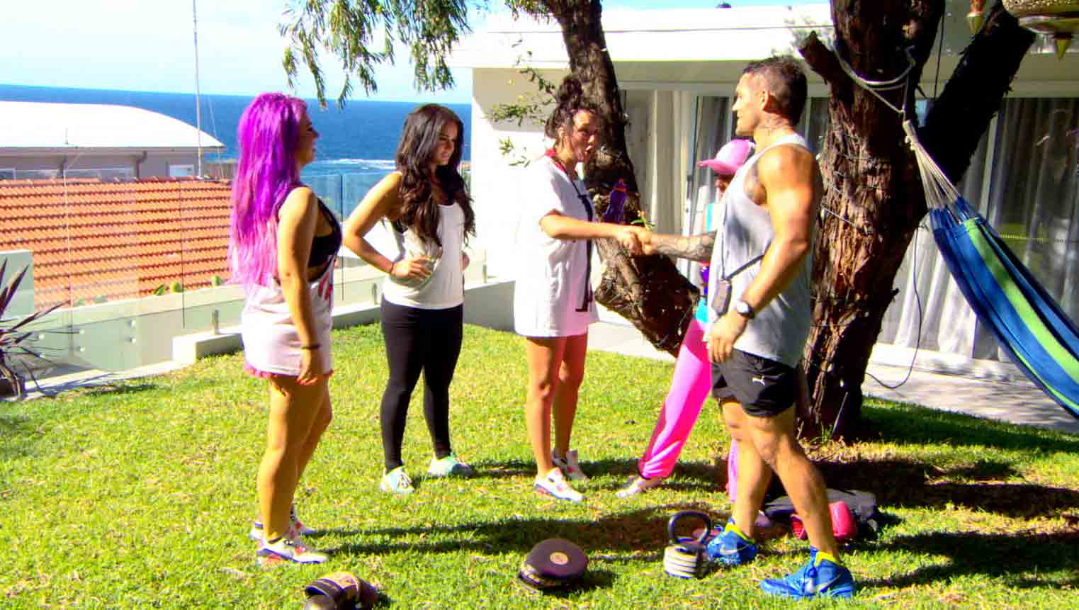 Geordie Shore catch up – series 6, episode 4: It's an all out sex competition war