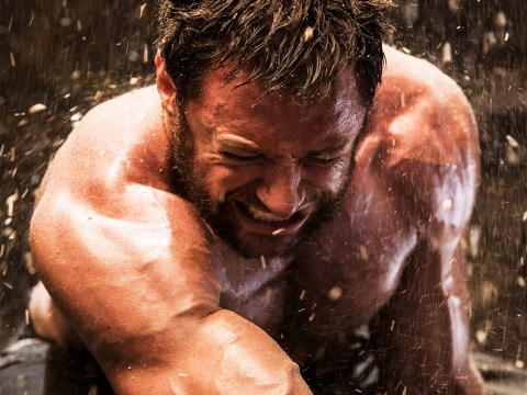 Hugh Jackman digs deep in new The Wolverine photo