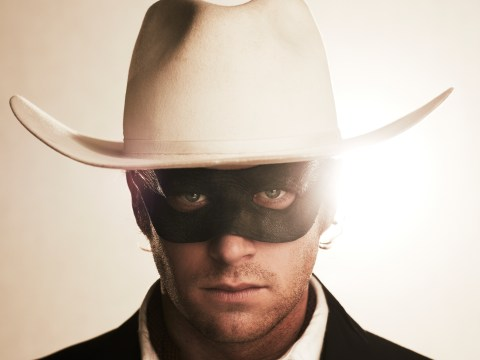 Armie Hammer: The new Lone Ranger
