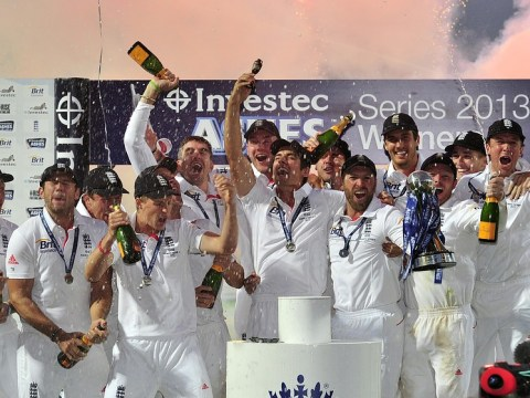 The Ashes: England apologise for urinating on The Oval wicket