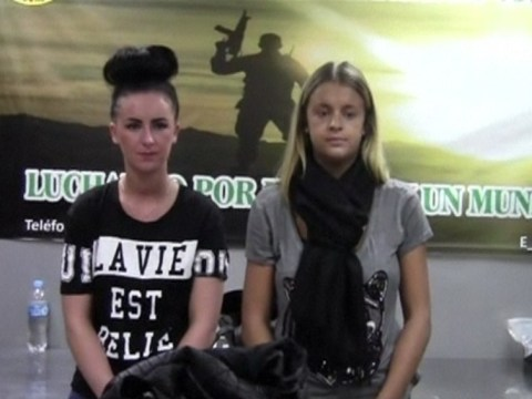 British girls are lying about being forced to smuggle cocaine from Peru, says Ibiza police chief