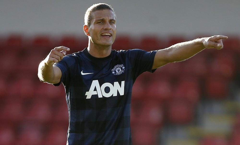 Nemanja Vidic: I'll be fit for start of Manchester United season after 90 minutes against AIK