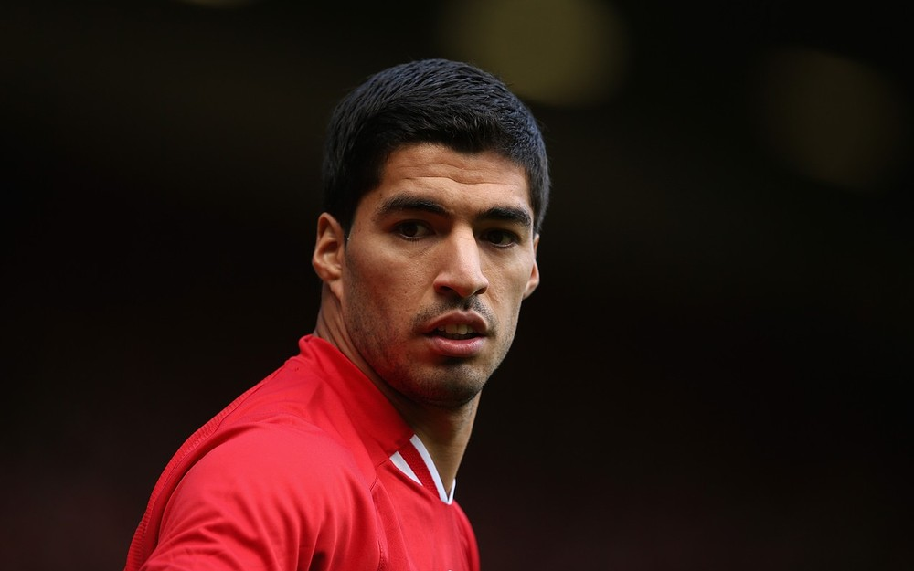 Luis Suarez's Liverpool future has been in doubt all summer (Picture: Getty)