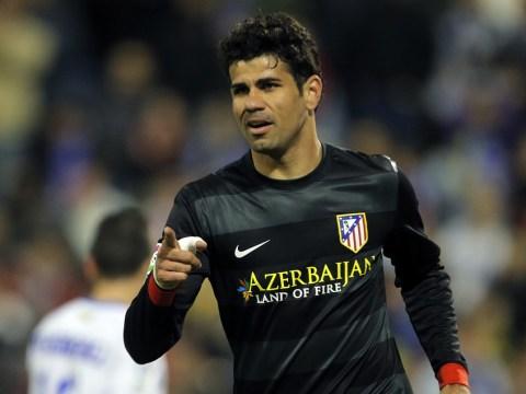 Liverpool launch £22m transfer bid for Atletico Madrid striker Diego Costa