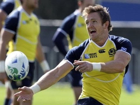 Scotland scrum-half Rory Lawson forced to retire through injury