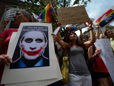 Russia: Olympic athletes who promote 'non-traditional sexuality' will be arrested