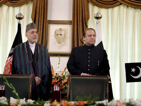 Help me bring Taliban to talks with Afghanistan government, Hamid Karzai asks Nawaz Sharif