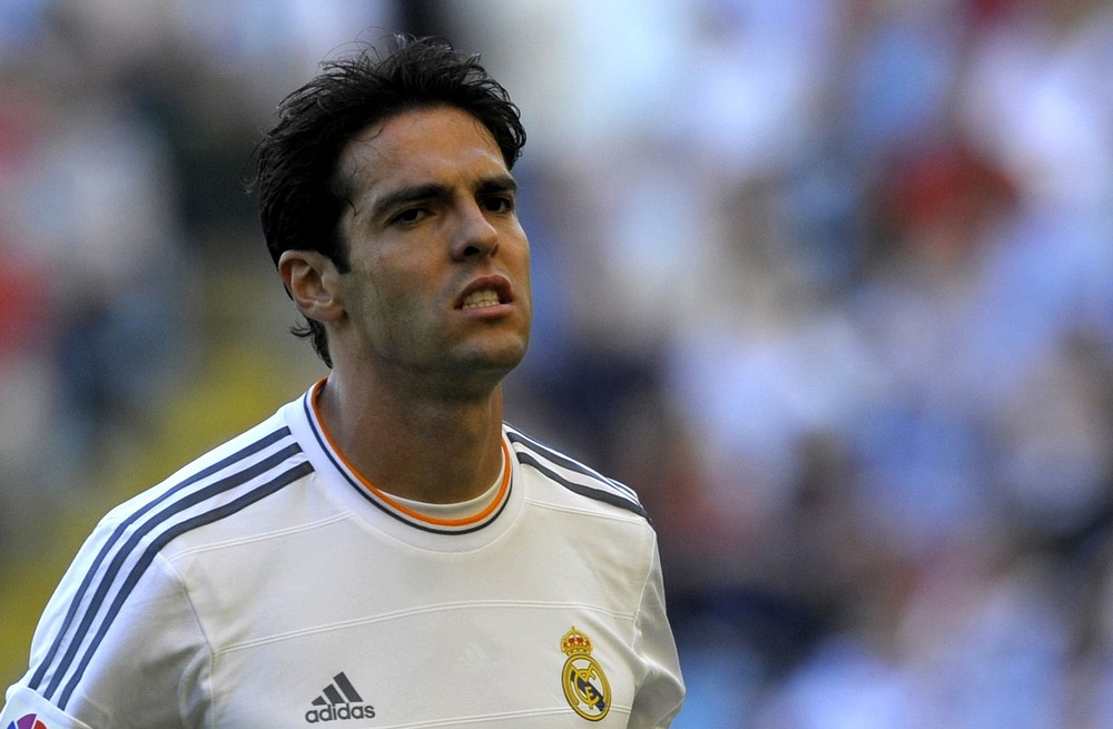 Manchester United and Arsenal alerted by 'unhappy' Kaka's desire to quit Real Madrid