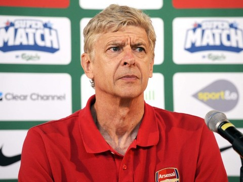 Angry Arsene Wenger snipes back at Arsenal transfer critics