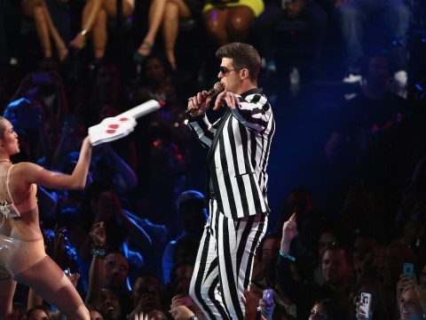 Inventor of foam finger weighs in on Miley Cyrus VMAs performance