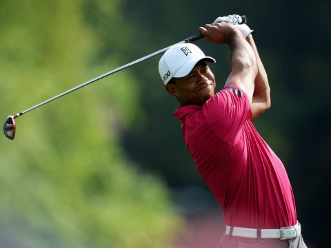 Tiger Woods still has time on his side as he hunts down Jack Nicklaus