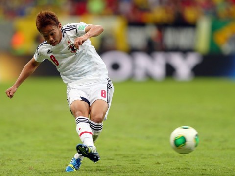 Aston Villa ready to splash £10m on midfielder Hiroshi Kiyotake