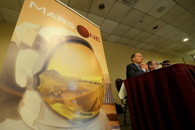 Mars One: 165,000 apply for Red Planet reality TV show